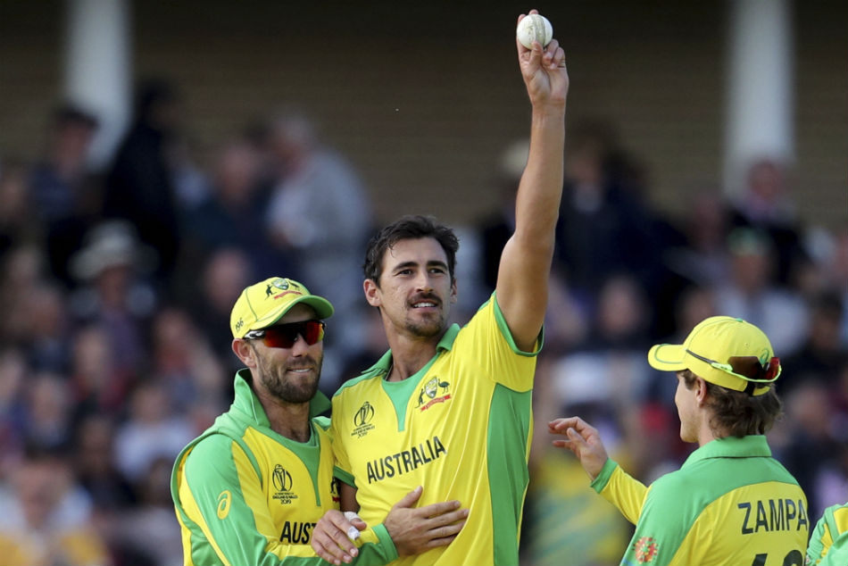 ICC World Cup 2019: Mitchell Starc headlines the list of five best spells in league phase