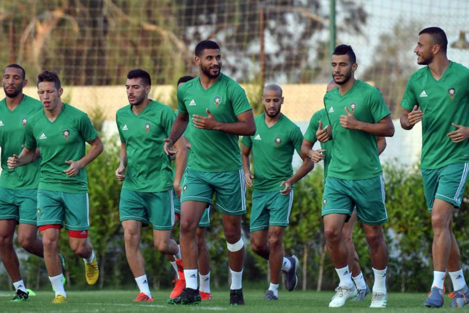 Morocco Benin Romain Saiss Africa Cup Of Nations Preview