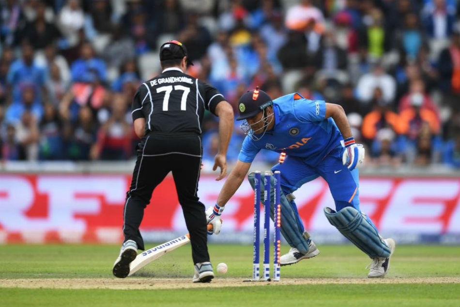 Icc World Cup 2019 Martin Guptill About His Direct Hit To Get Ms Dhoni Run Out