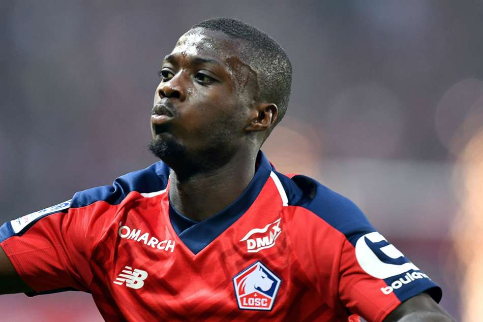 Psg A Possibility For Nicolas Pepe