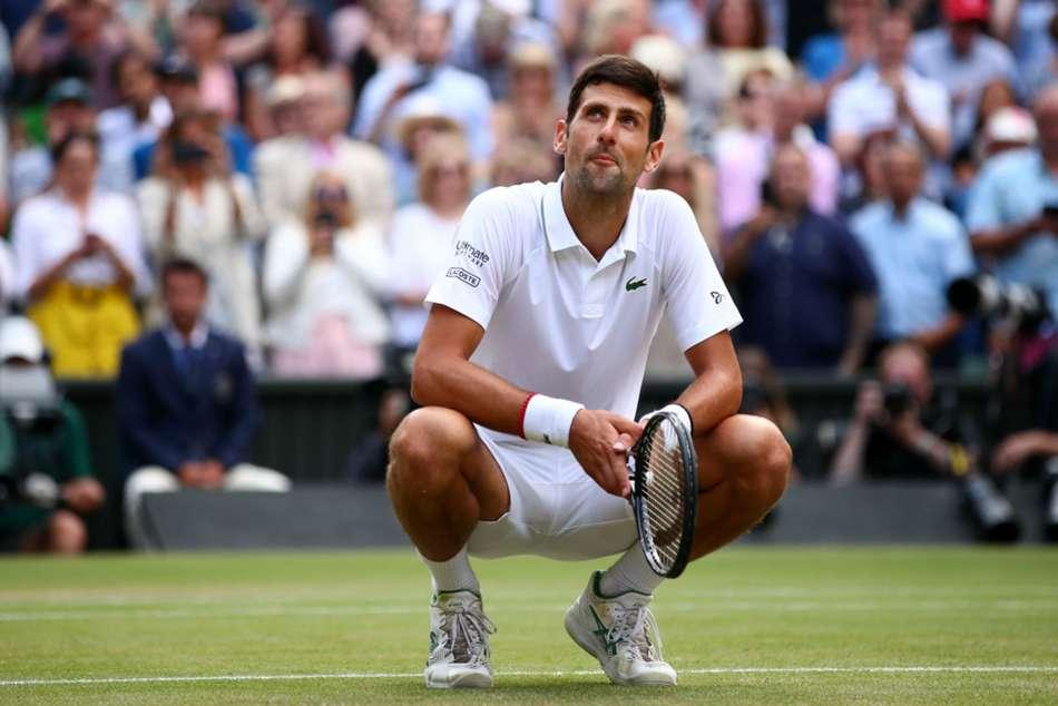 Novak Djokovic Wimbledon Final Match To Remember Roger Federer