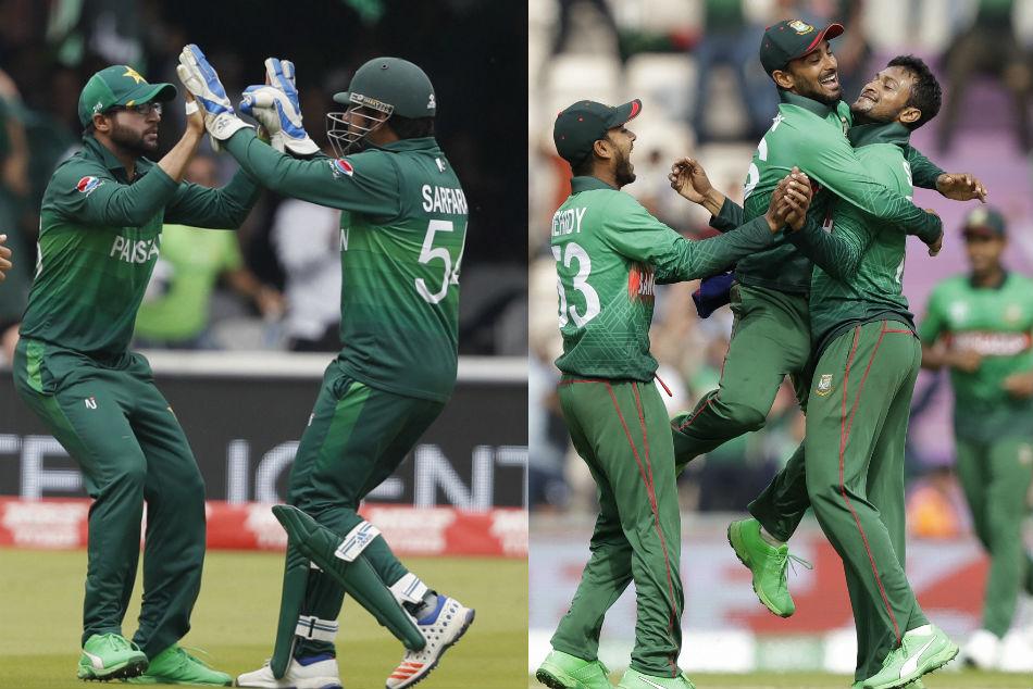 Icc World Cup 2019 Pakistan Vs Bangladesh Preview