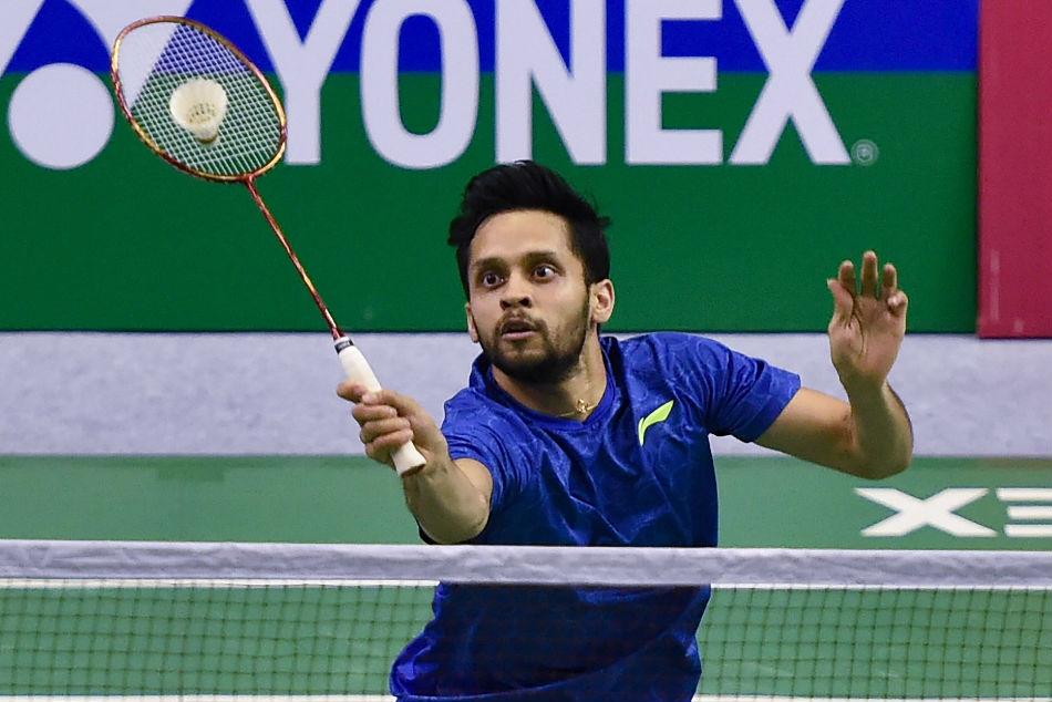 Parupalli Kashyap Enters Final Of Canada Open