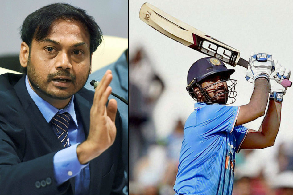 It was a lovely tweet, I really enjoyed it: MSK Prasad on Ambati Rayudu's sarcasm-laden '3D tweet'