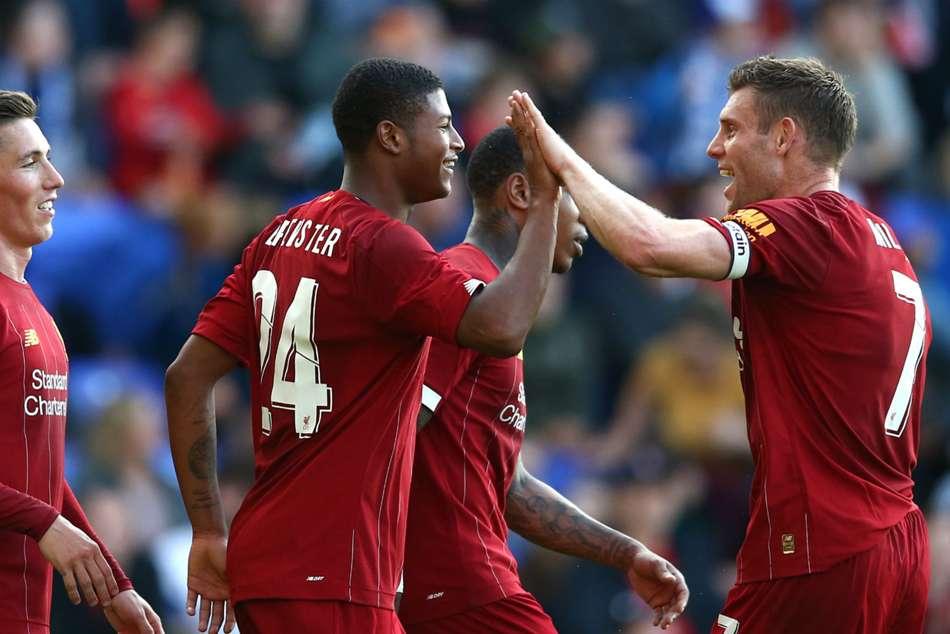 Liverpool Tranmere Marseille Lose To Accrington Friendly