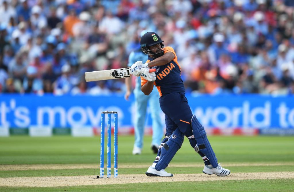 ICC World Cup 2019: Sachin Tendulkar impressed with Rishabh Pants patient innings against England