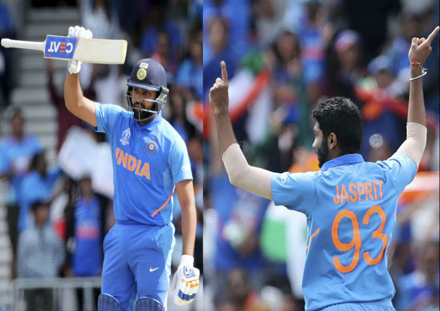 ICC World Cup 2019: Team India lucky to have Rohit Sharma and Jasprit Bumrah at their disposal, opines Srikanth
