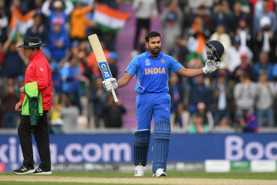 Icc Wc 2019 India Vs Bangladesh Rohit Sharma Ton Bumrah Four For Guide India To Semis
