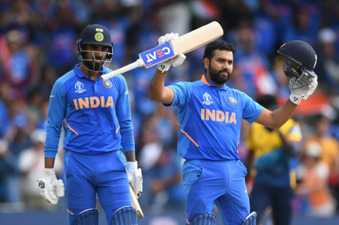 ICC World Cup 2019: India batting coach Bangar impressed by Rohit Sharma's consistency