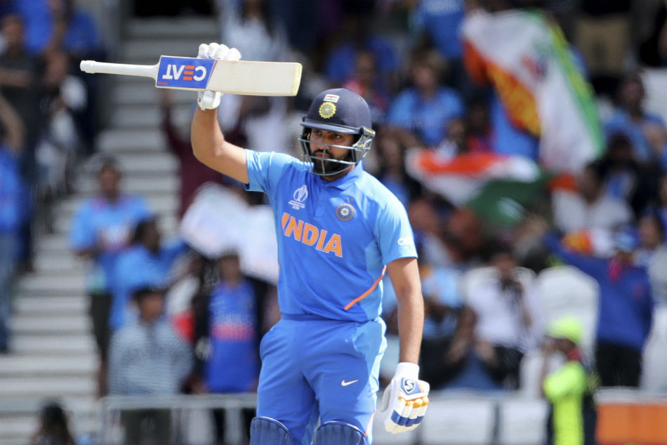 ICC World Cup 2019: Eating 100's for breakfast: Cricketing fraternity hails record-shattering Rohit Sharma