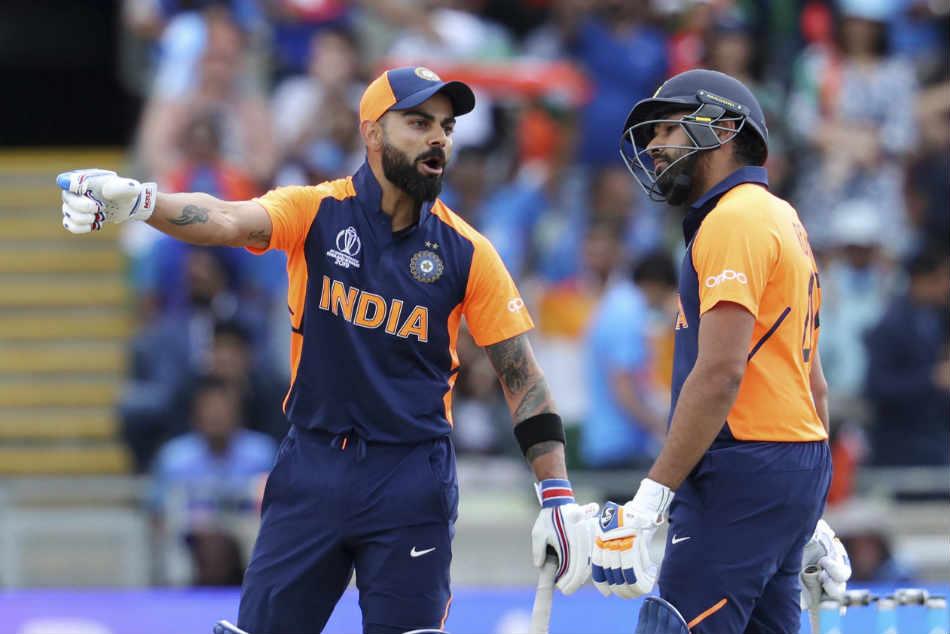 Icc Wc 2019 Rohit Sharma Backs Dhoni And Kedar Jadhav