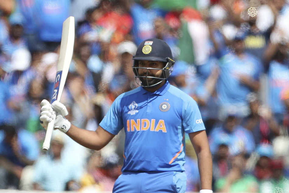 Rohit Sharma so far has made four hundreds in ICC World Cup 2019