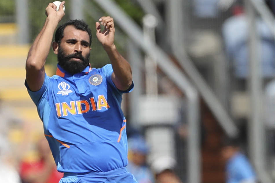 Mohammed Shami did not get picked up for semifinal