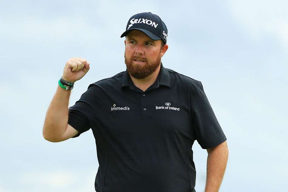 Lowry shoots stunning 63 to seize control of Open Championship