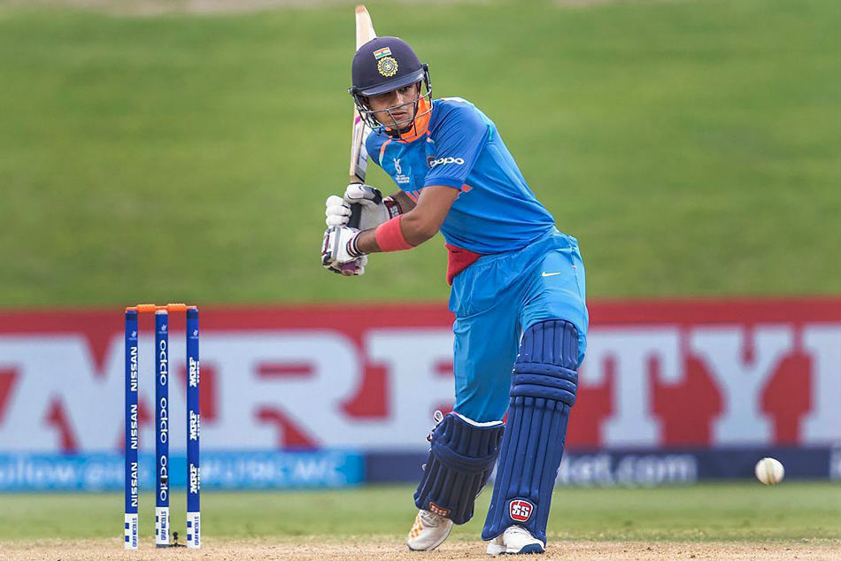 As Dav Whatmore rightly said, Shubman Gill can be nurtured into India's No. 4 batsman for long term