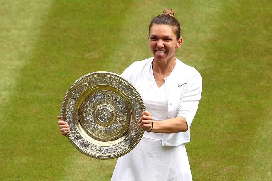 Halep Wimbledon Triumph Over Serena Was My Best Match