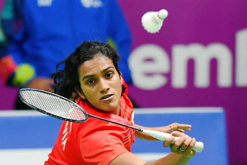 PV Sindhu crashed out of Japan Open