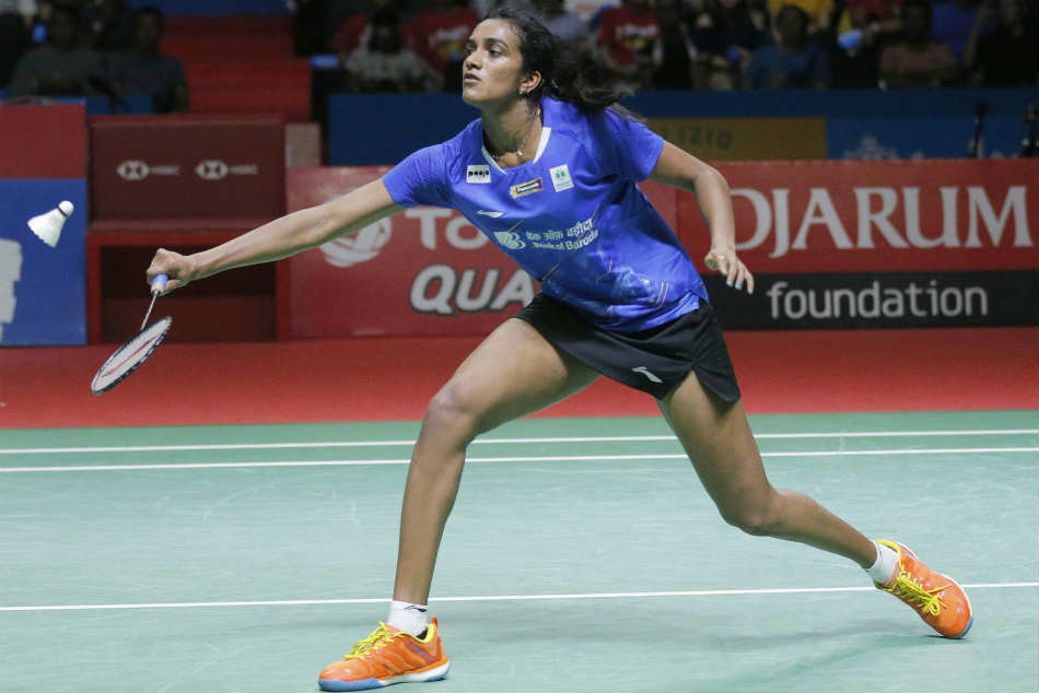 PV Sindhu restarts quest for title at Thailand Open