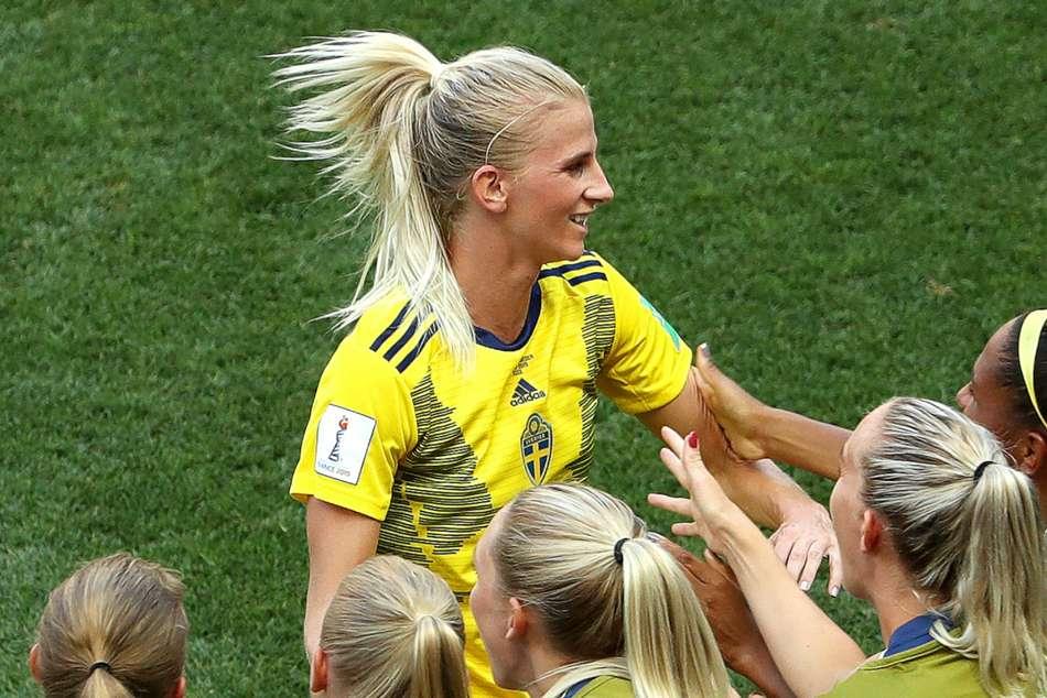 England Sweden Womens World Cup Match Report