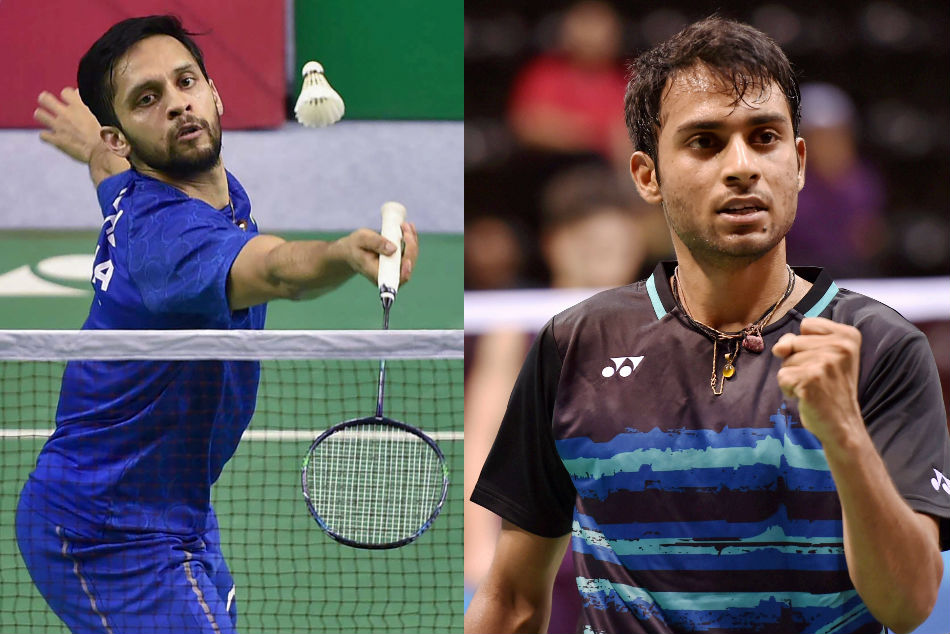 Indian shuttlers Parupalli Kashyap and Sourabh Verma