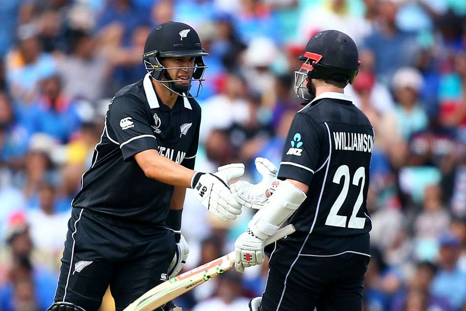 Cricket World Cup England New Zealand Ross Taylor Kane Williamson
