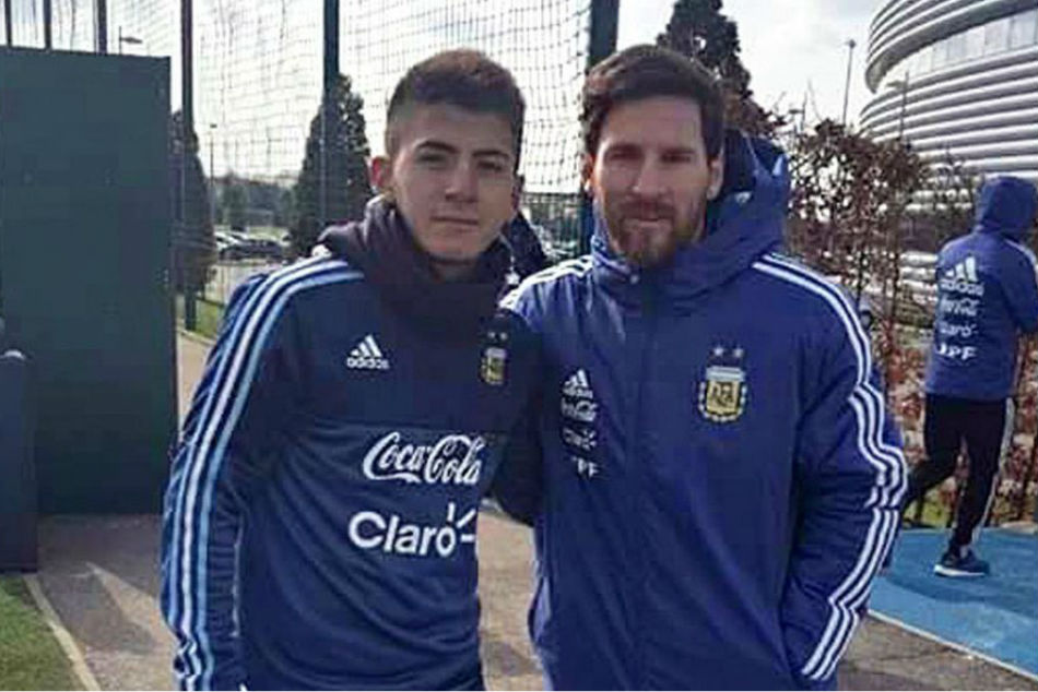 Manchester City To Sign The Next Lionel Messi