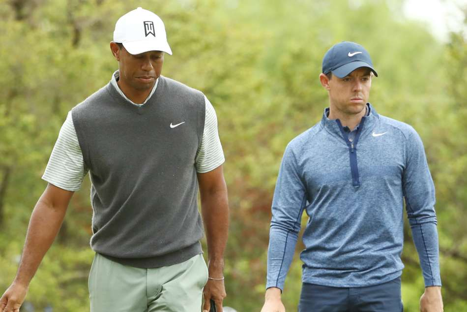 Time to step up Tiger and Rory - after a blockbuster week for sports, The Open needs you