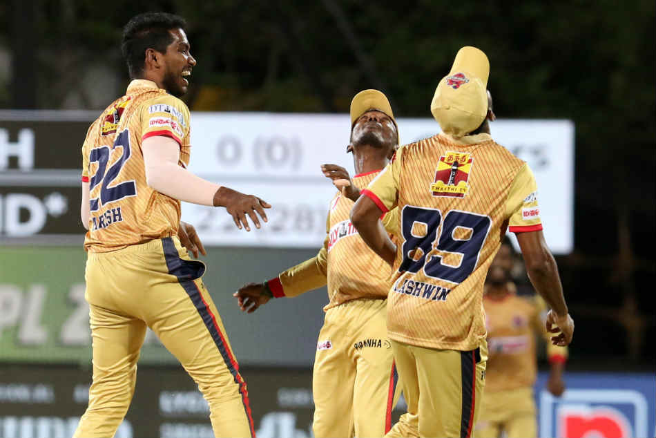 Chepauk Super Gillies won with ease