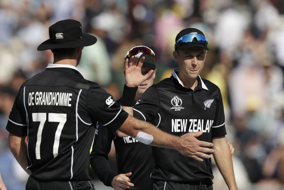 Will Walk My Dog On Beach To Get Rid Of World Cup Final Trauma Trent Boult