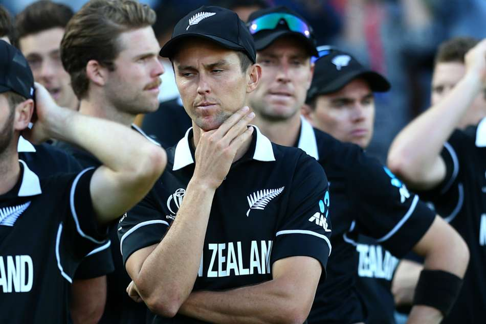 Trent Boult Black Caps Cricket World Cup England
