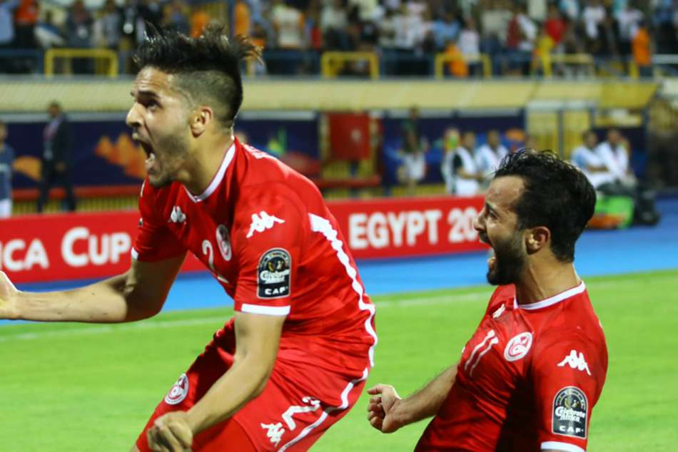 Tunisia celebrate after shootout win