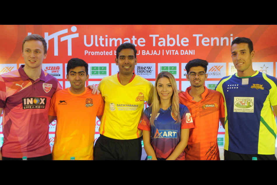 Ultimate Table Tennis 2019: Dabang Delhi take on Puneri Paltan in season opener: All you need to know