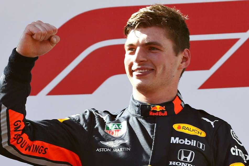 Max Verstappen F1 Wins Thrilling Red Bull Mercedes Hamilton Leclerc
