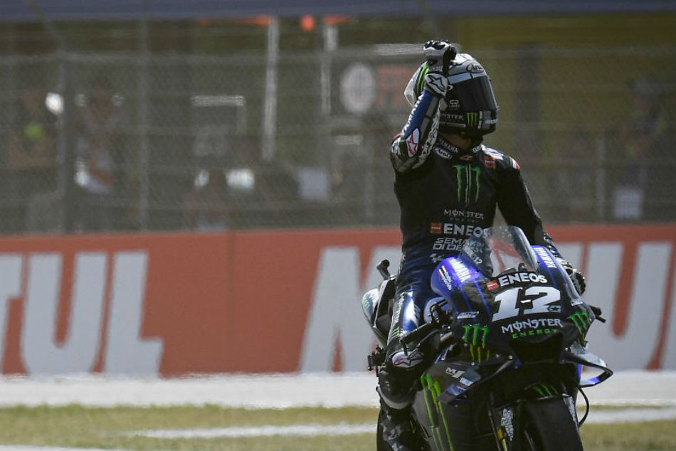 Motogp Analysis How Vinales Came Out On Top At Dutch Gp