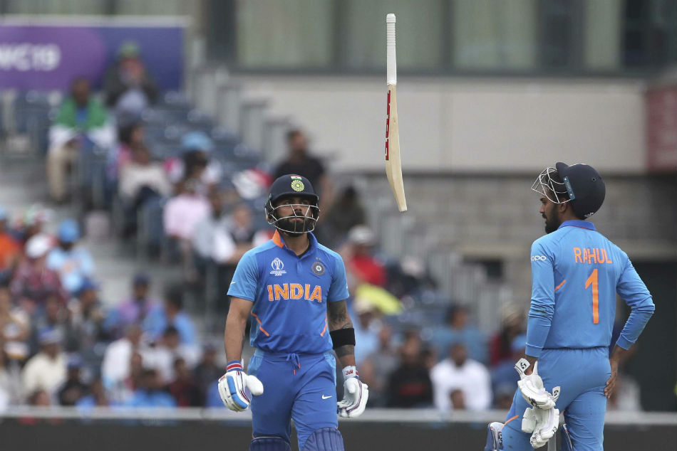 No review of Team Indias ICC Cricket World Cup 2019 performance: COA chief Vinod Rai