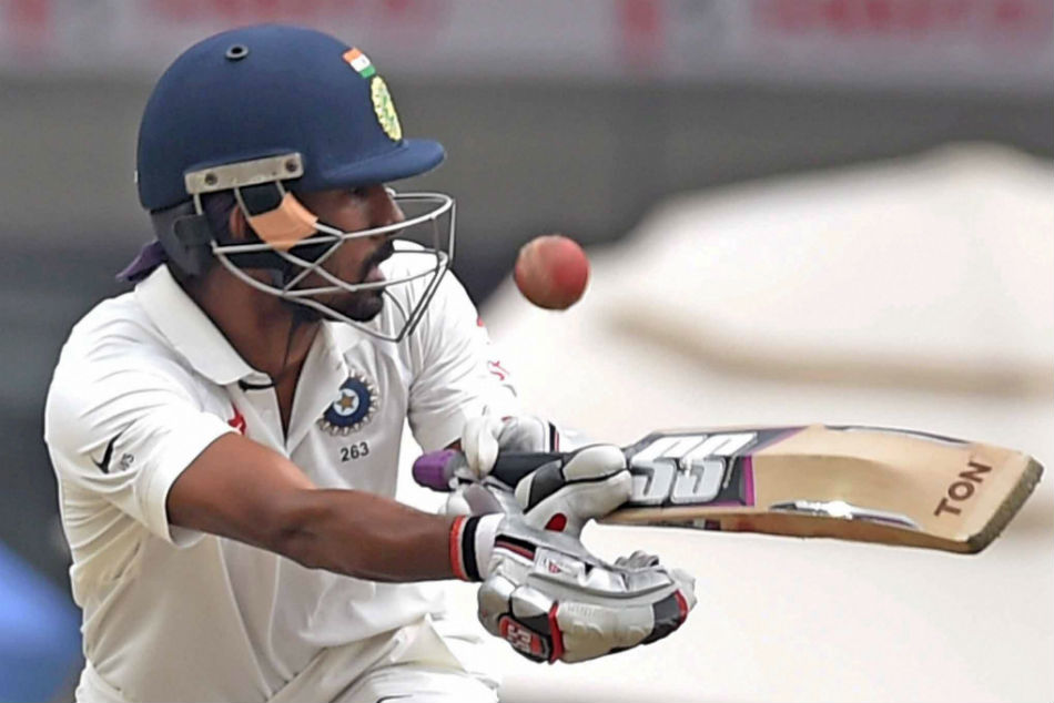 At 34, playing second-fiddle to younger Rishabh Pant will not help Wriddhiman Saha
