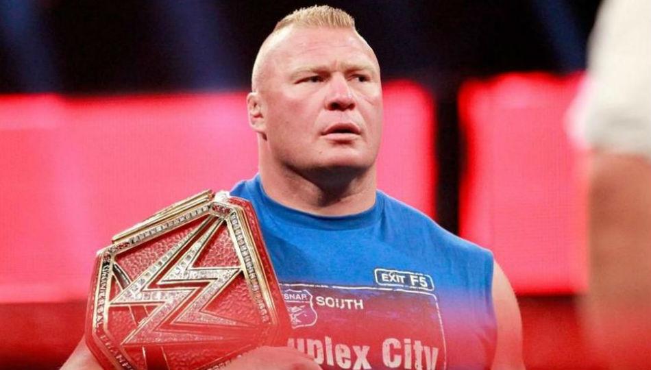 Rumour Killer On Brock Lesnar Son Joining Wwe