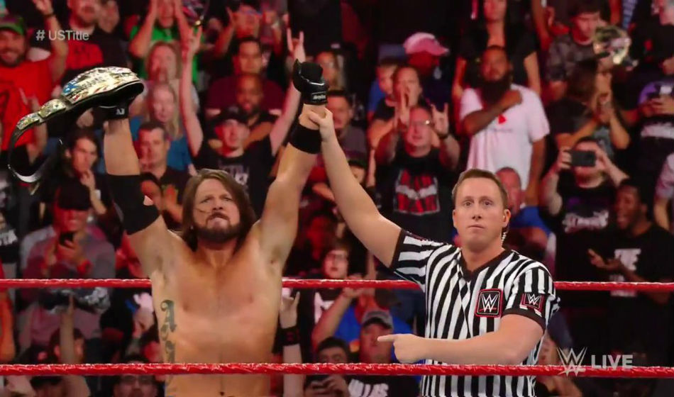 Wwe Monday Night Raw Results And Highlights July 1