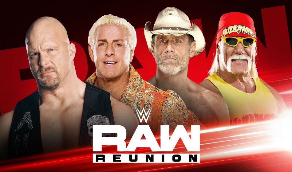 Wwe Monday Night Raw Preview And Schedule July 22