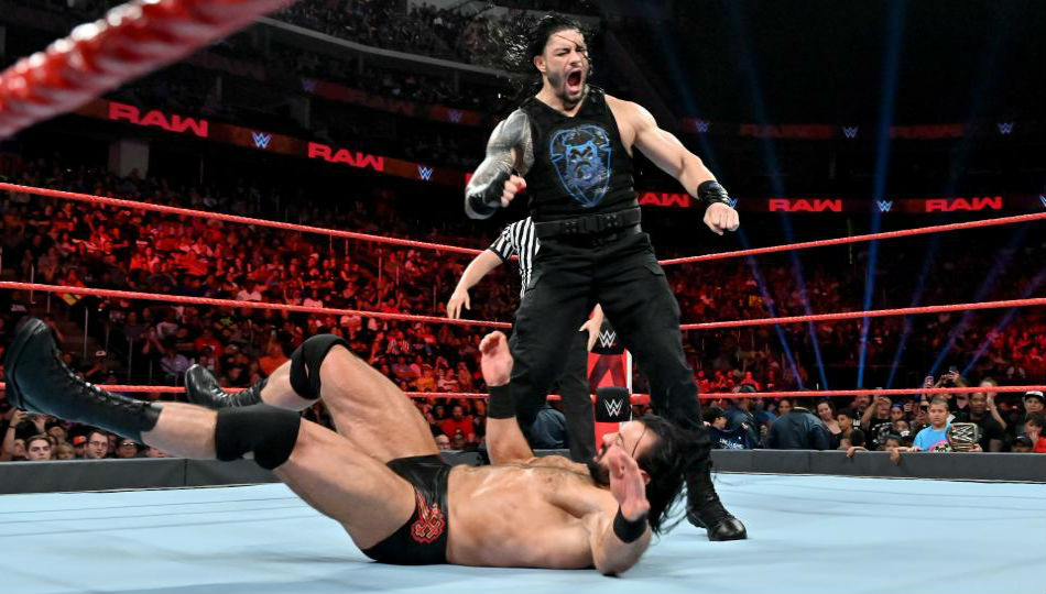Wwe Monday Night Raw Results And Highlights July 8