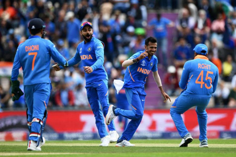 Icc World Cup 2019 Sports Minister Kiren Rijiju Congratulates Team India For Entering Semi Finals