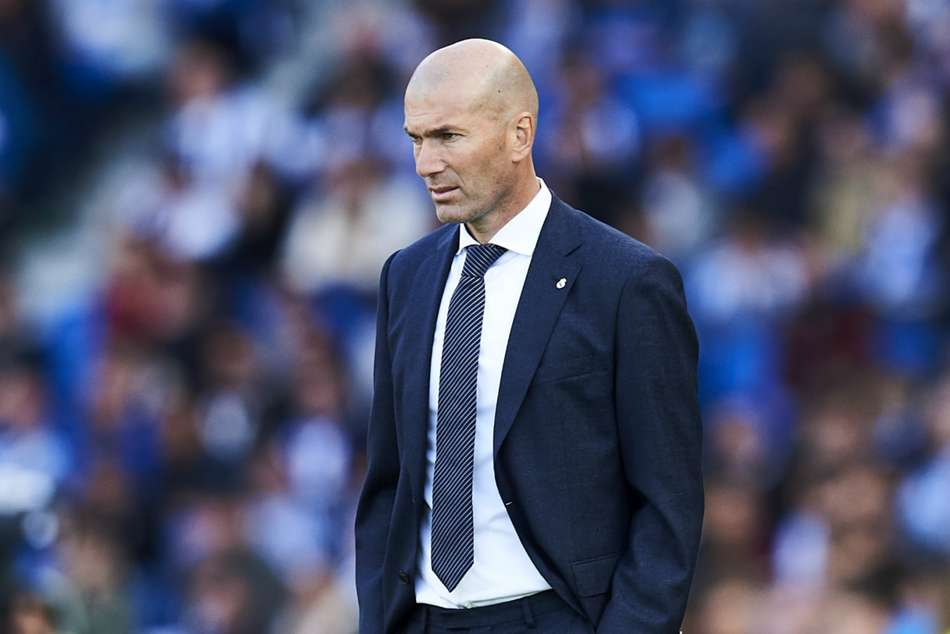 Zinedine Zidane convinced Madrid will have a good season after Atletico humiliation
