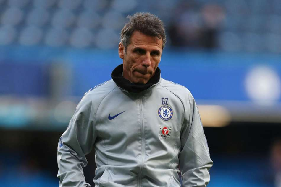 Gianfranco Zola Frustrated Late Chelsea Decision