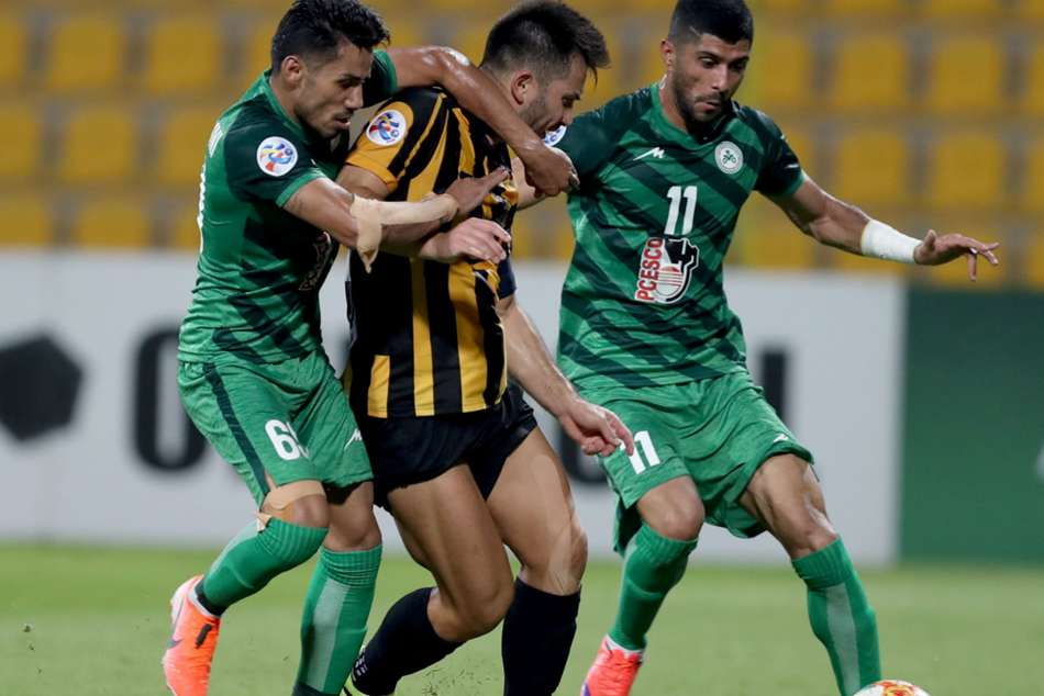 Zobahan went down to a 1-2 loss after leading at Al Ittihad in their AFC Champions League last-16 encounter