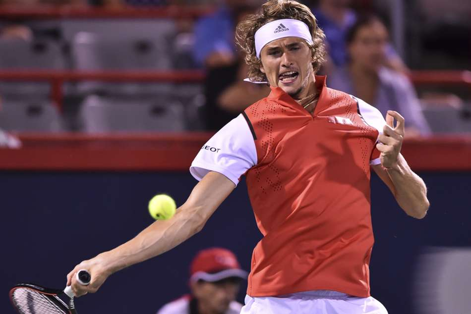 Zverev Cilic Rogers Cup Montreal