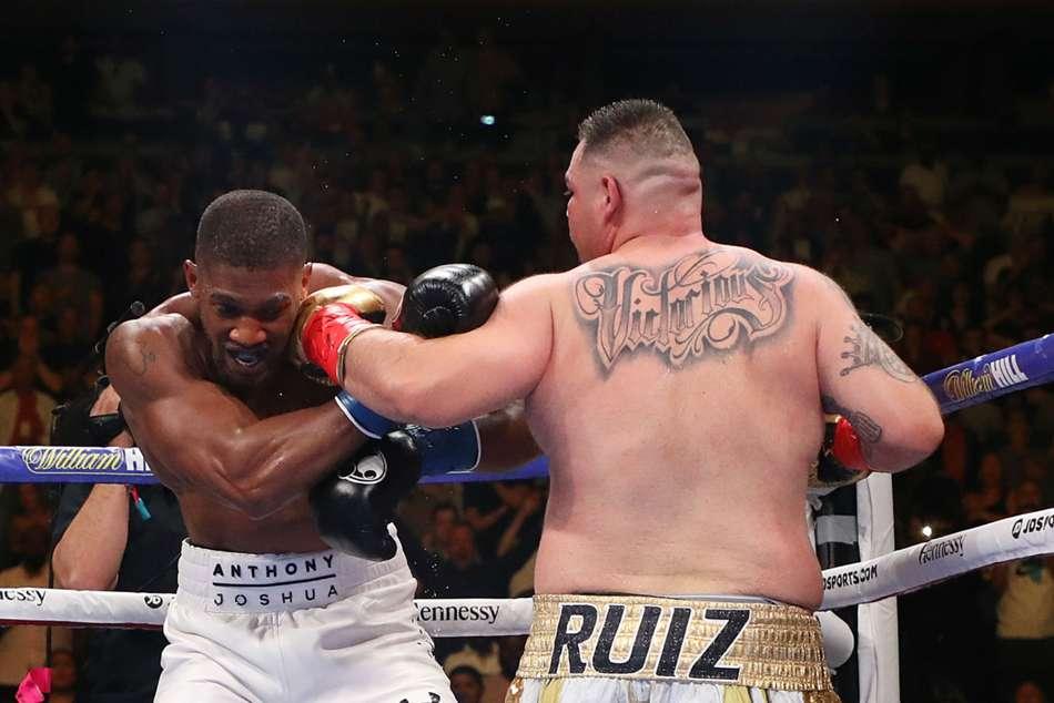 Ruiz will beat Joshua in rematch, says Wilder