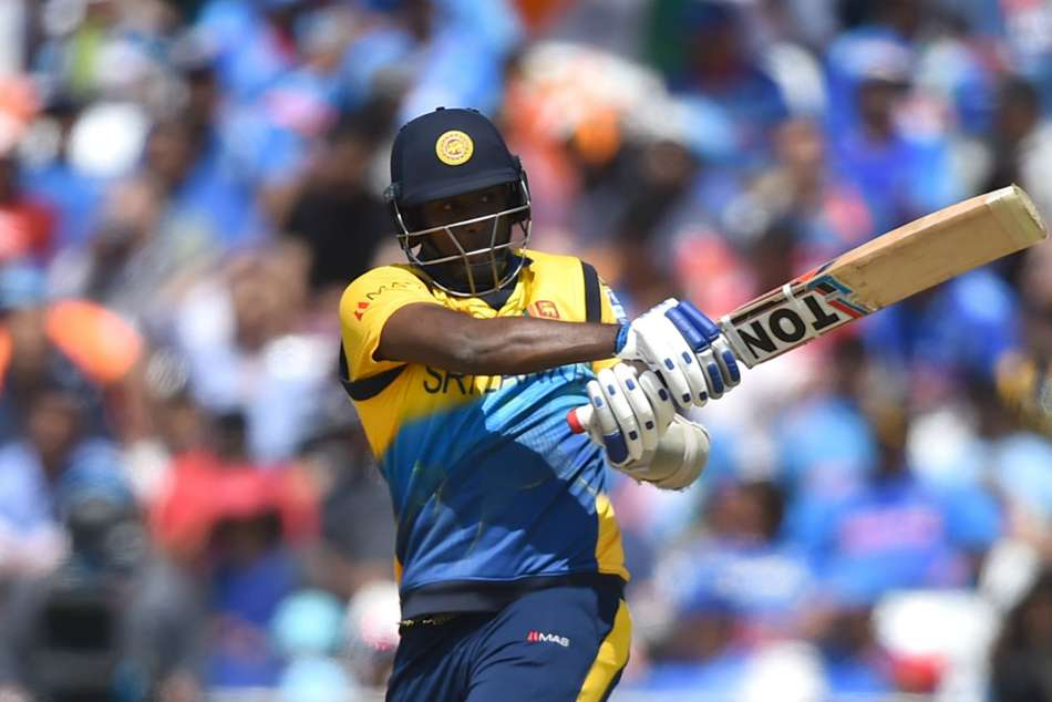 Mathews, Thisara omitted from Sri Lanka squad