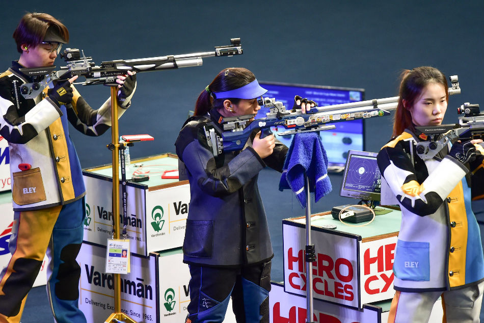 We Have No Space Anymore Cgf Chief On Shooting Exclusion From 2022 Cwg