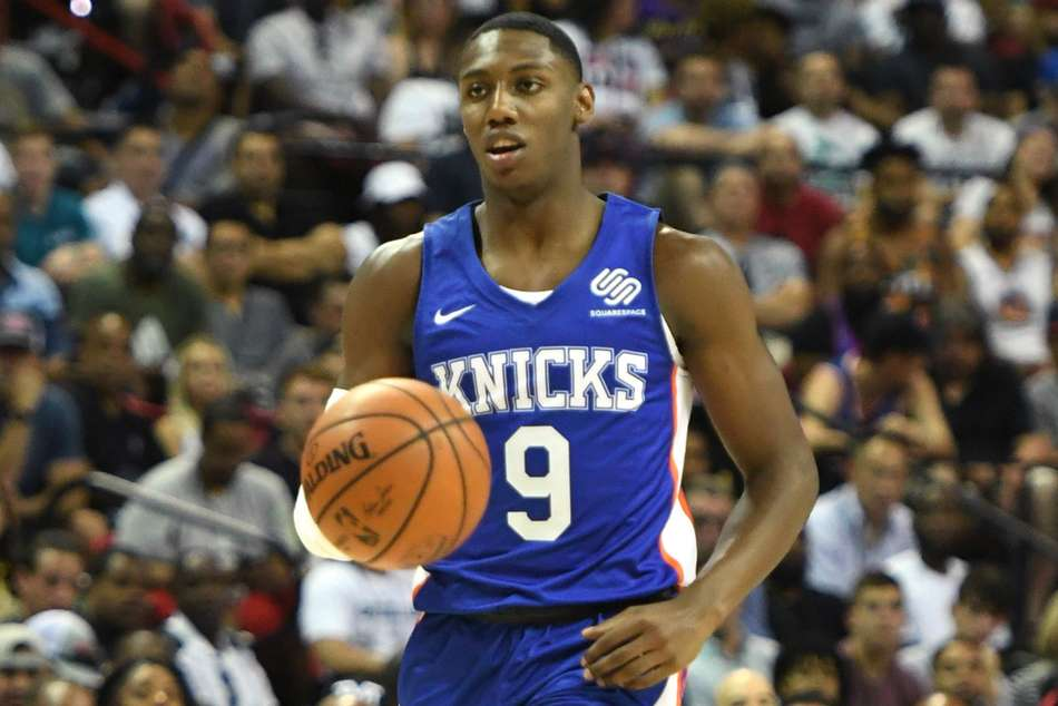 Zion Williamson backed former Duke team-mate RJ Barrett to shine with the New York Knicks.