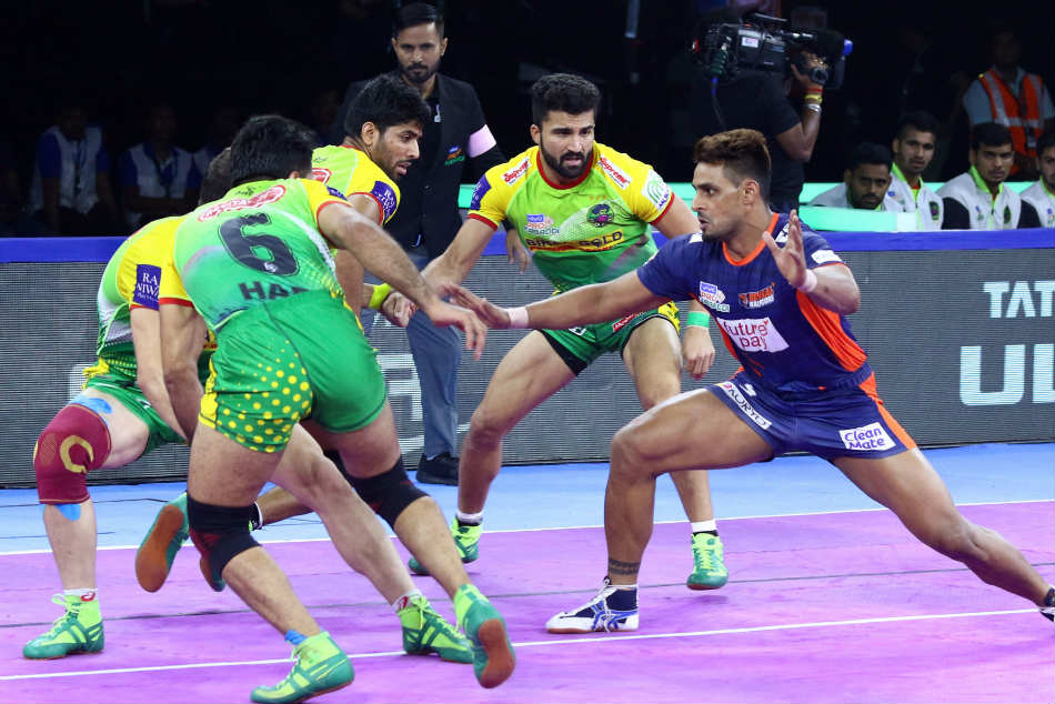 Pkl 2019 All Round Bengal Warriors Beat Former Champions Patna Pirates